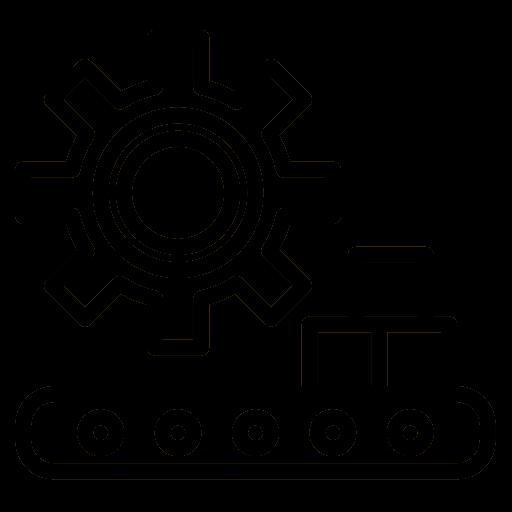 icone laudo tecnico maquinas e equipamentos